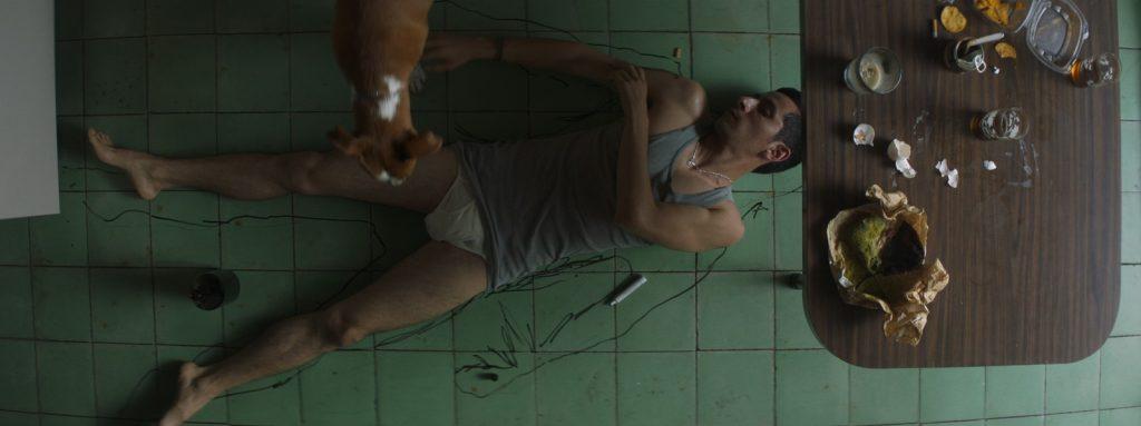 Raúl Briones in Una película de policías | A Cop Movie by Alonso Ruizpalacios | MEX 2021, Competition | © No Ficcion