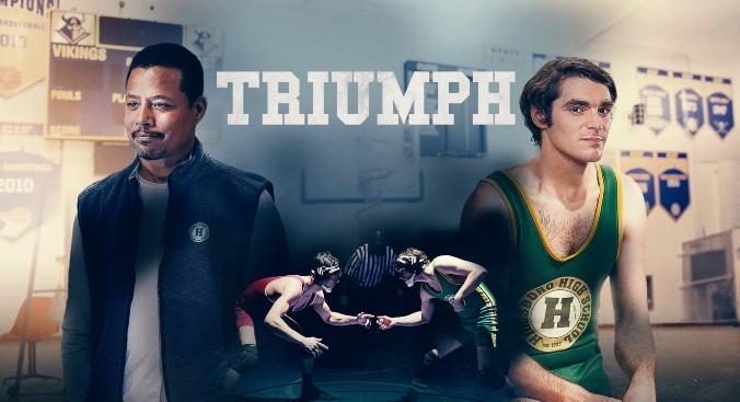 Triumph Wallpaper